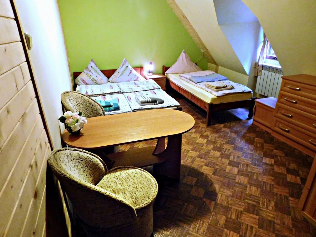 Pokój gościnny nr 4