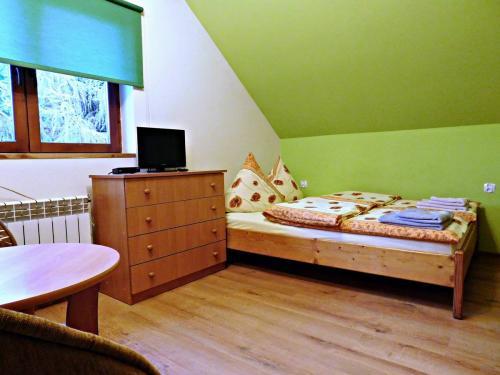 Pokój typu studio dla 4-5 osób